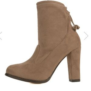 New with tags booties